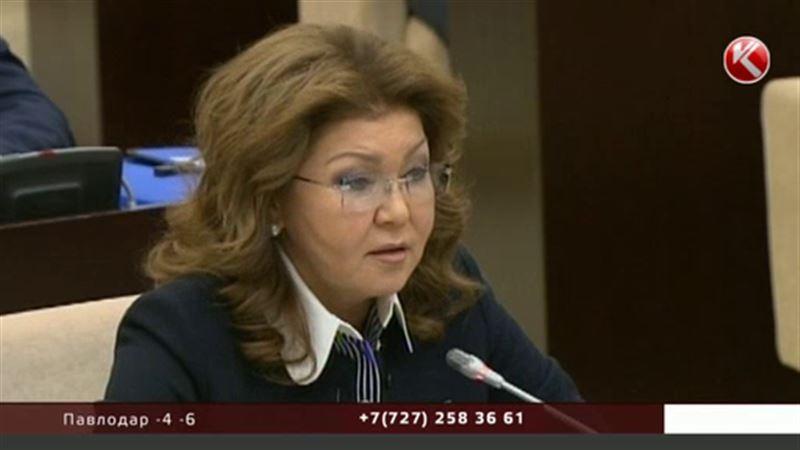 Дариға Назарбаева делдалдармен күресті күшейтуді талап етті