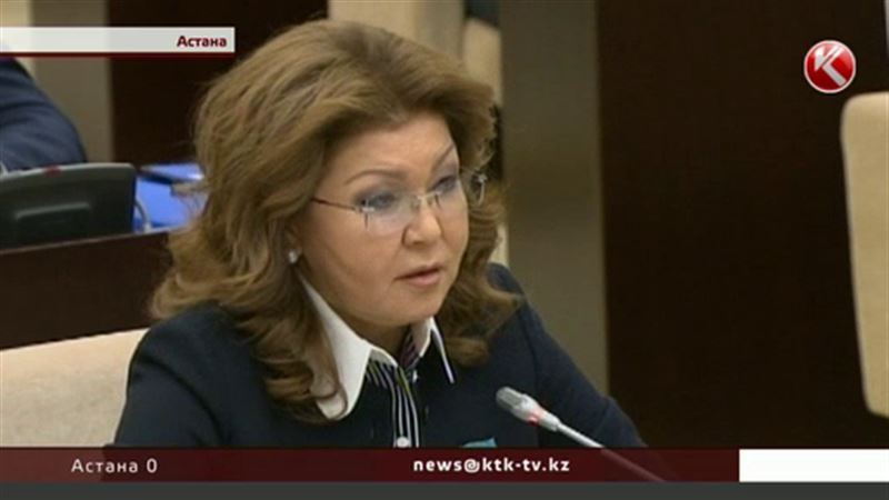 Дарига Назарбаева потребовала остановить рост цен на продукты и лекарства