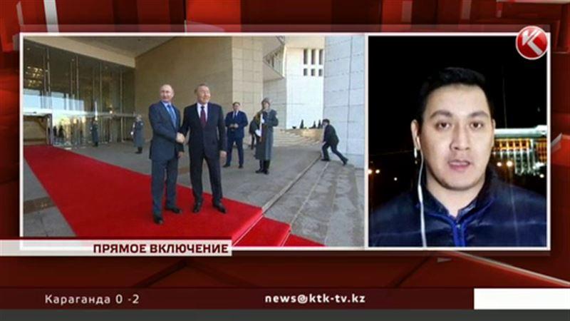 Назарбаев назвал Россию «партнером номер один в политике и экономике»