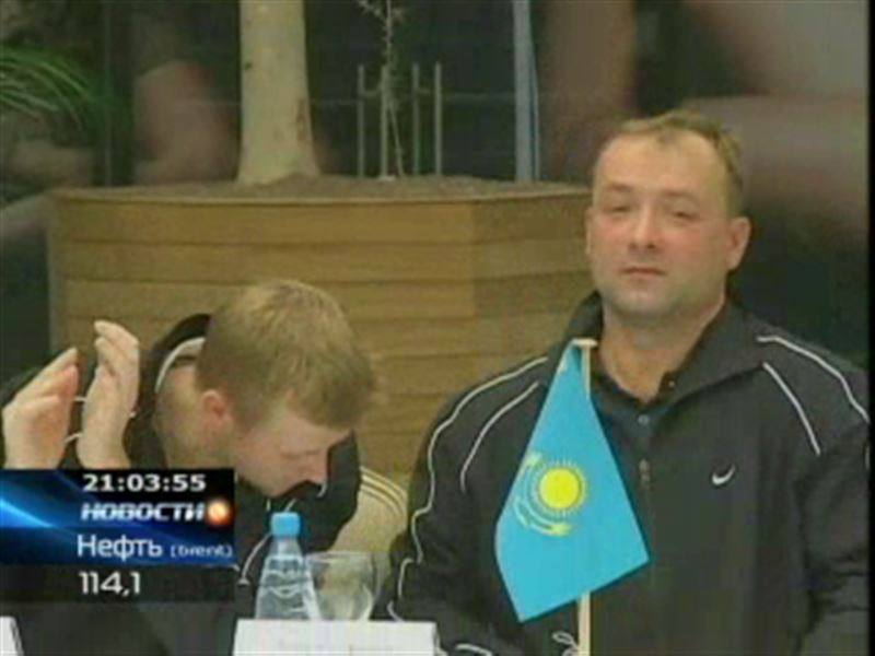 Чешская полиция вышла на след предполагаемых преступников, обворовавших сборную Казахстана по большому теннису
