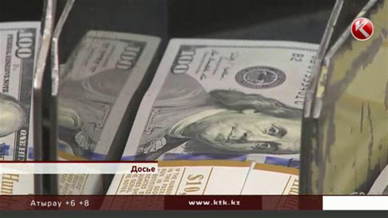 Казахстанцы теряют интерес к доллару