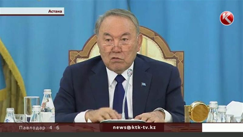 Назарбаев: «По Конституции должен быть консенсус»