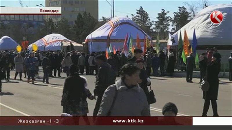 Павлодар жұрты Наурыз мейрамын биыл 40 күн тойламақ