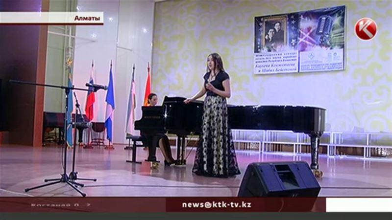 В Алматы выбрали лучшего оперного певца