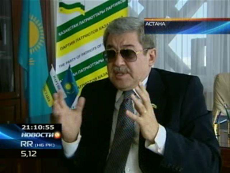 Гани Касымов поделился с журналистами своими мыслями о том, что его волнует