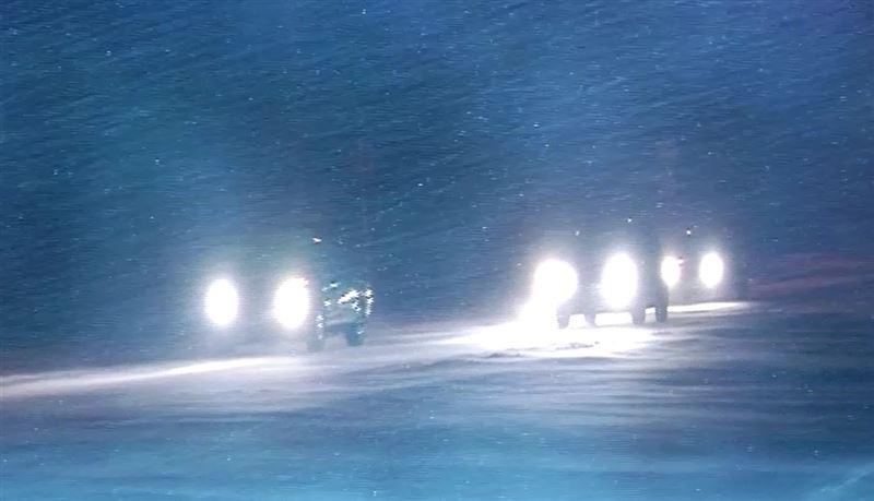 Снег и туман с гололедом прогнозируют на юге Казахстана на выходные