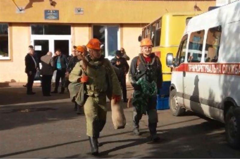 Назарбаев выразил соболезнования в связи со взрывом на шахте