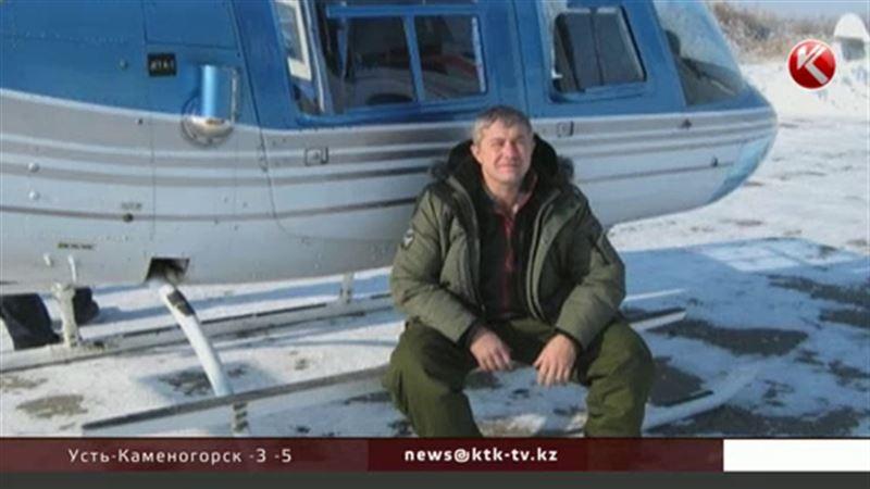 В Алматы простились с пилотом рухнувшего в ВКО вертолета