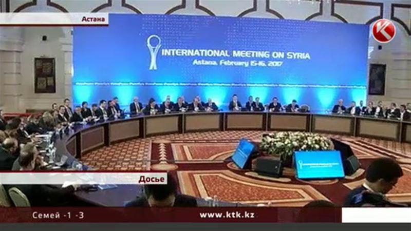 14 и 15 марта в Астане, возможно, вновь пройдут переговоры по Сирии