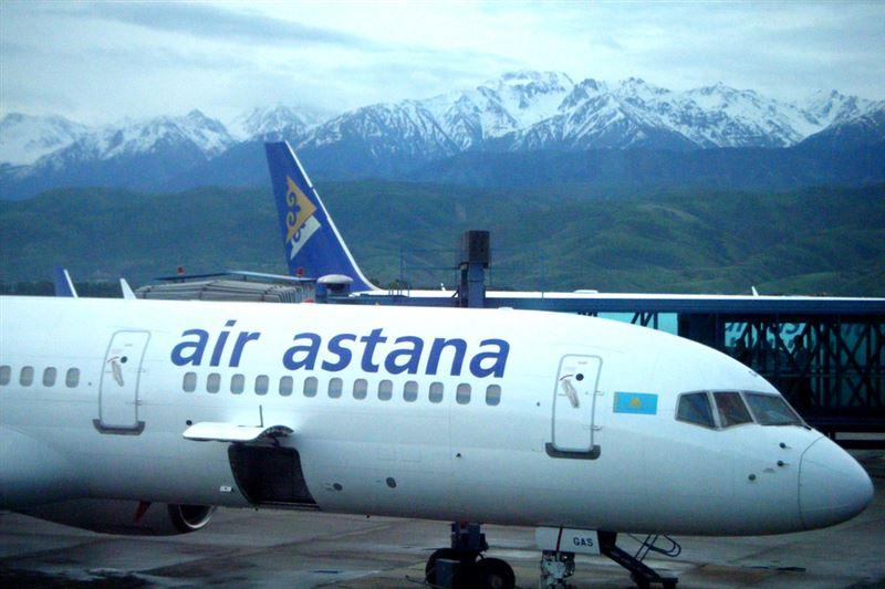 «Эйр Астана» прокомментировала экстренную посадку своего самолета