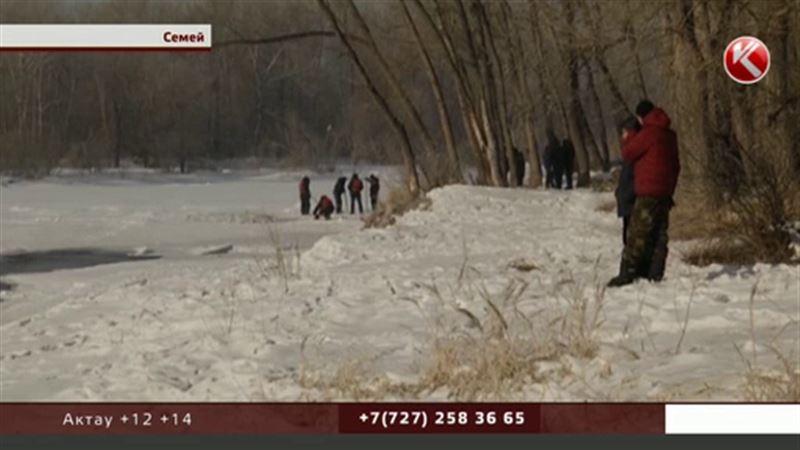 Вторые сутки ищут утонувшего в Иртыше четвероклассника