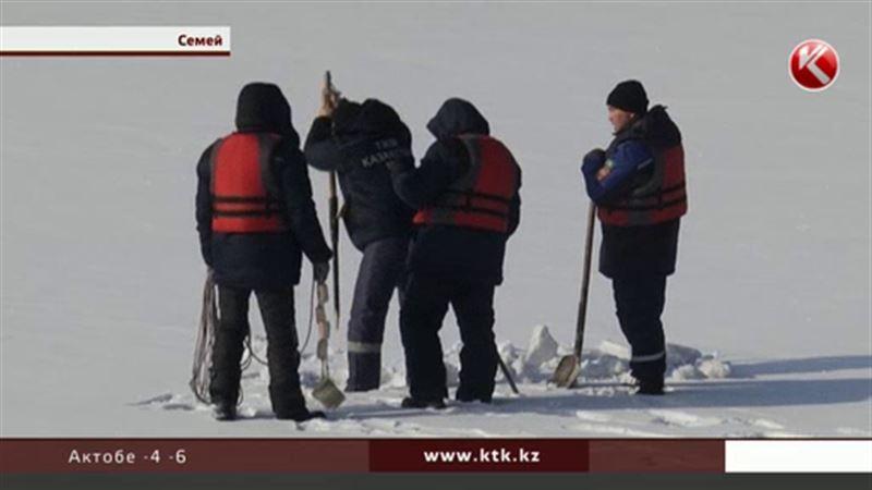 Найти тело школьника в Иртыше помогла реконструкция трагедии