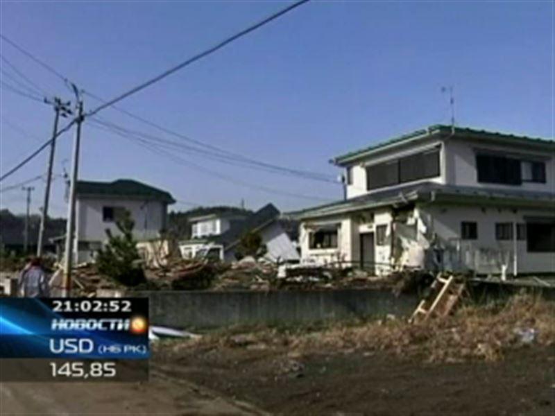 Шестьдесят граждан Казахстана эвакуируются из Японии