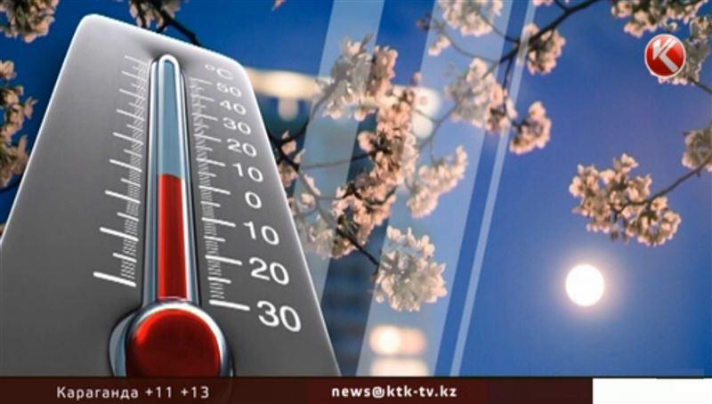 Синоптики рассказали казахстанцам о погоде в апреле