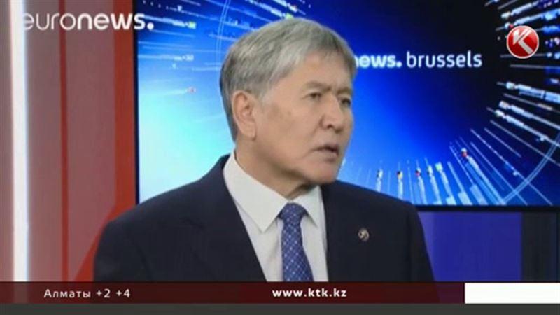 Алмазбек Атамбаевтың мәлімдемесіне қатысты шу немен аяқталғаны белгілі болды