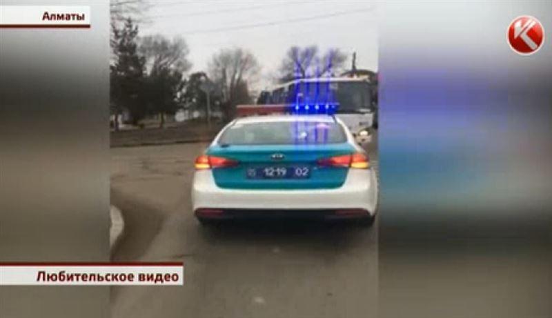 Нашумевшее ДТП вызвало массу вопросов к полиции