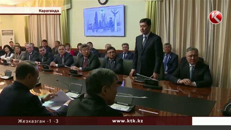 Неординарными предложениями и мыслями запомнился стране экс-глава Карагандинской области
