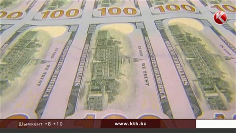 Доллар қайта қымбаттап жатыр