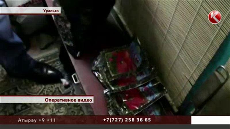В Уральске с промышленным размахом производили опий