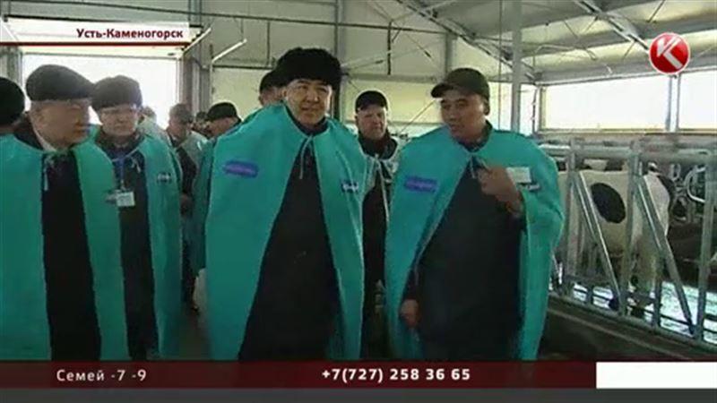 Премьер-министр посетил самые успешные предприятия ВКО