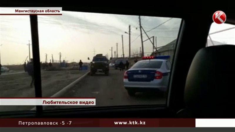 В пригороде Актау под колесами грузовика погибла второклассница