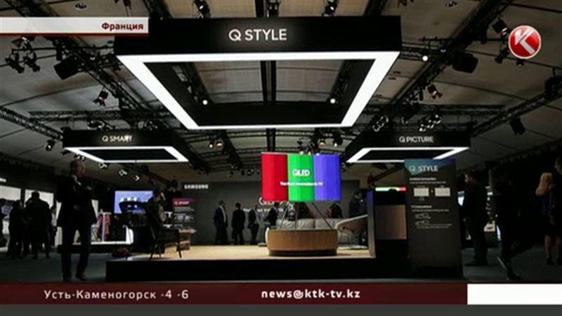 Эксклюзивные инновационные технологии от «Samsung» представили в Лувре