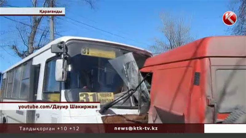 Қарағанды облысында жантүршігерлік жол апаты болды