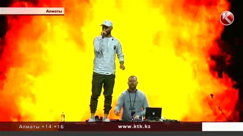«Мьюзик саммит» превратил Алматы в огромный танцпол