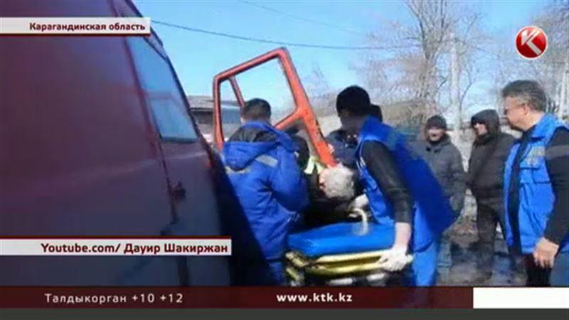 На трассе Караганда - Балхаш погибли 5 человек