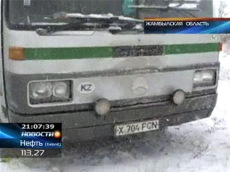 В Жамбылской области в аварии погибли три человека