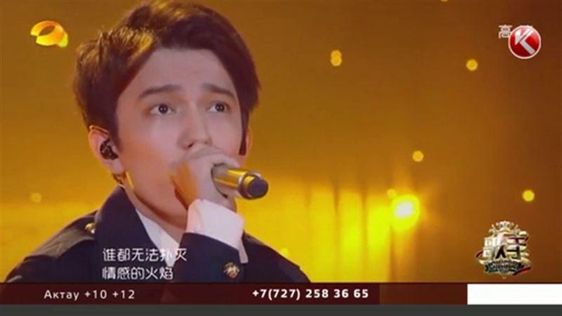 Димаш Кудайбергенов стал финалистом конкурса I am a singer