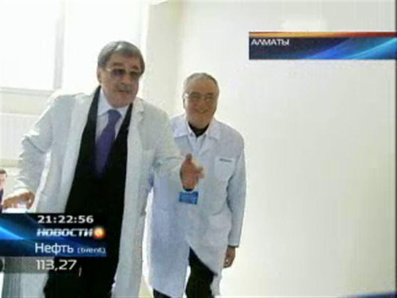 Гани Касымов распахнул перед журналистами двери международного центра научных исследований