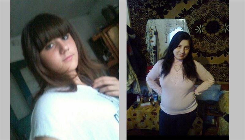 В Костанае разыскивают двух сестер