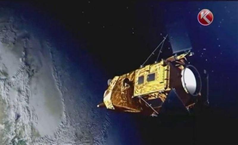 Управление спутником KazSat-2 потеряно