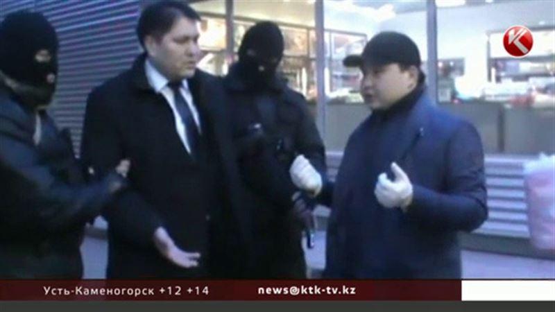 В Астане задержали чиновника из Министерства по делам религий