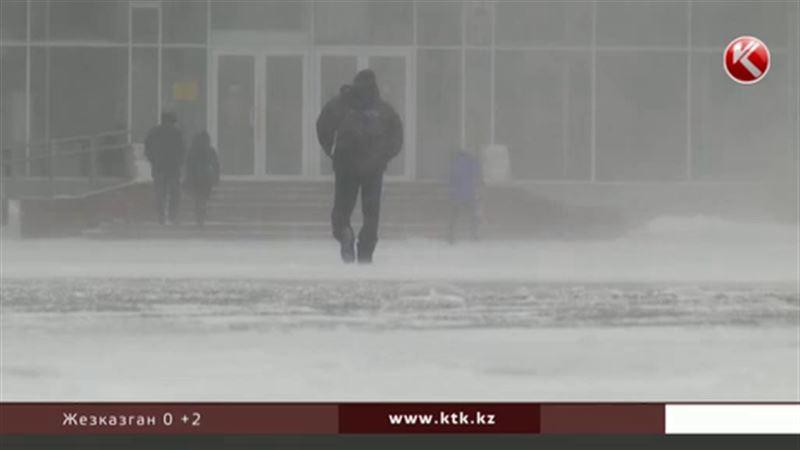 Синоптики обещают дождь с переходом в мокрый снег