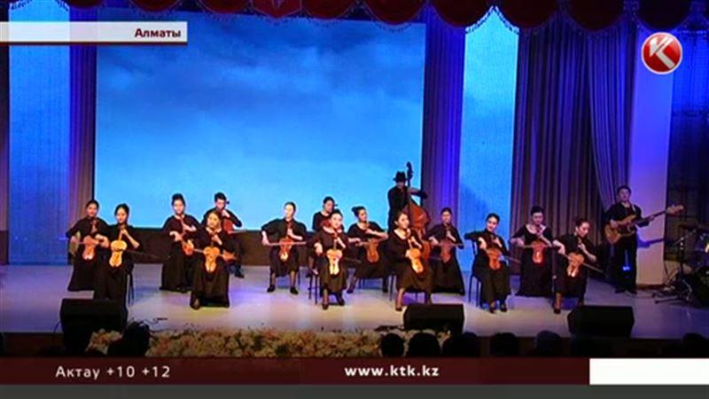 В Алматы выступали будущие звезды большой сцены