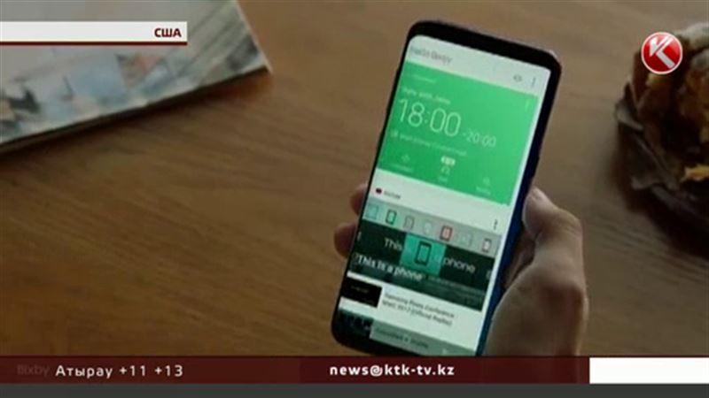 Нью-Йорк рукоплещет Galaxy S8: в новинке ни рамок, ни кнопок, один сплошной экран