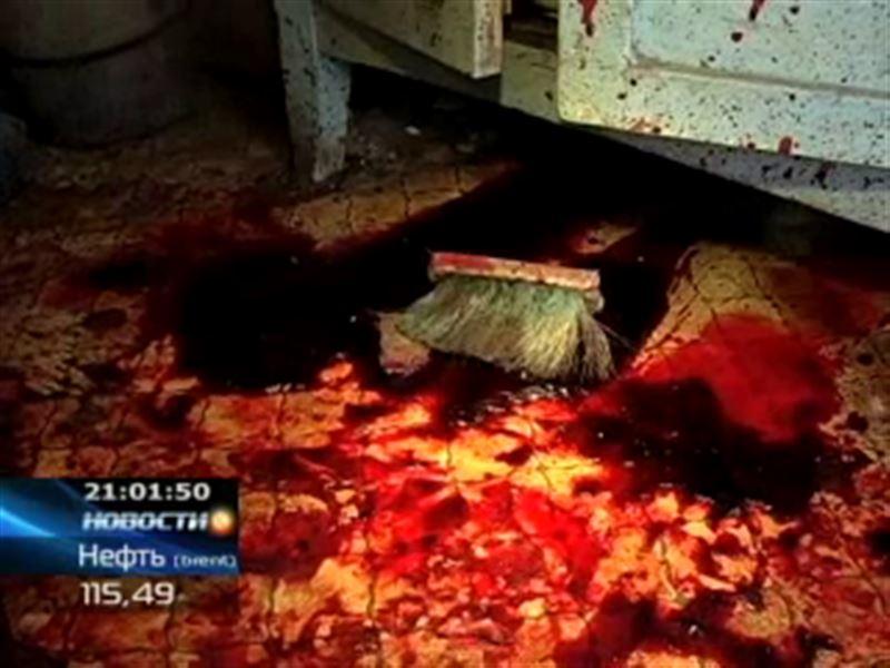 Кровавая бойня в Караганде