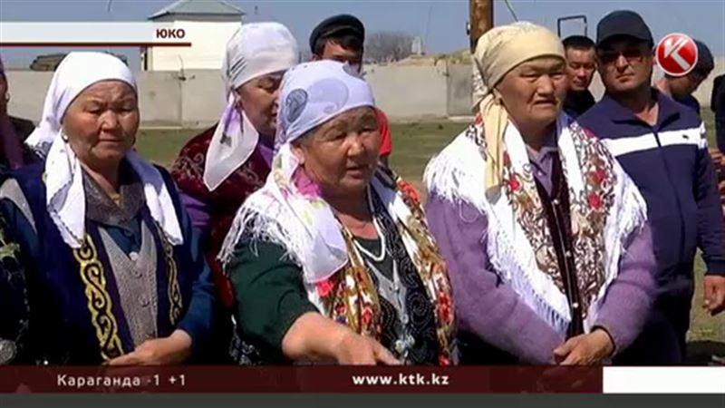 Чтобы о них вспомнили, южноказахстанские сельчане решили сменить прописку