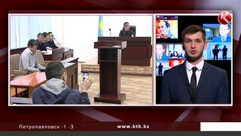 В Алматы начался суд над Мухтаром Аблязовым и его сообщниками