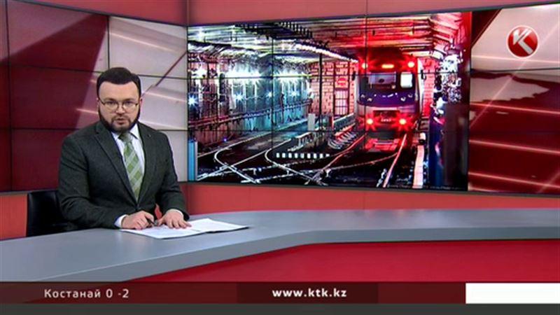 В метро Алматы после взрыва в Санкт-Петербурге усилены меры безопасности