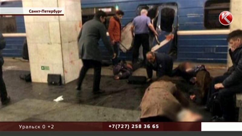 В петербургском метро прогремел взрыв, есть жертвы