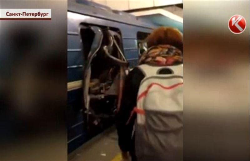 Обнародован список раненых при взрыве в петербургском метро