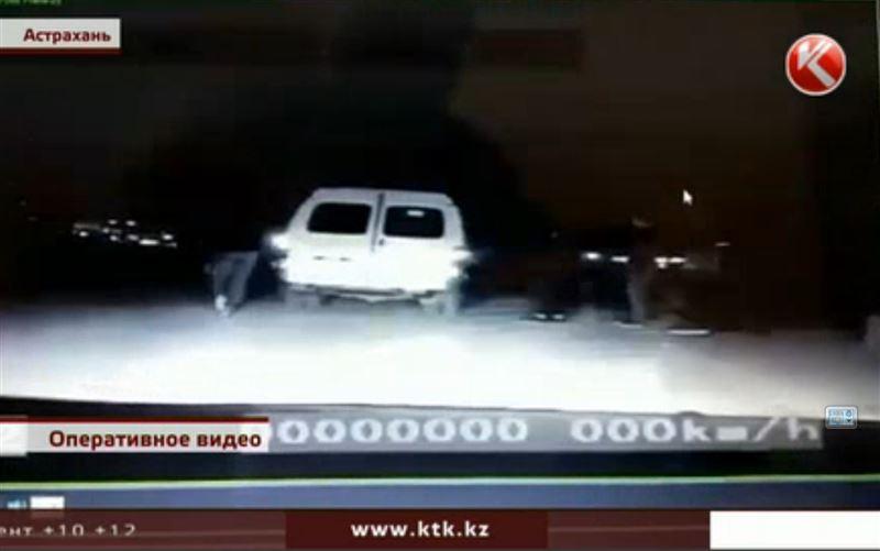 За сведения об убийцах полицейских из Астрахани объявили награду