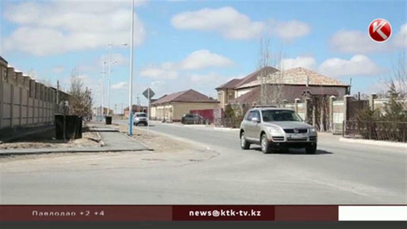 Мужчина, пытавшийся угнать предположительно «Лексус» акима Кызылорды, открыл стрельбу