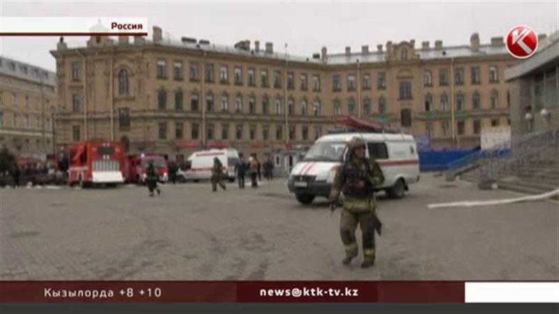 Среди задержанных по делу о взрыве в метро казахстанцев нет