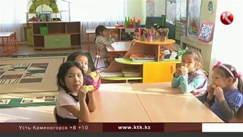 В казахстанских детсадах неожиданно обнаружили 7 тысяч свободных мест