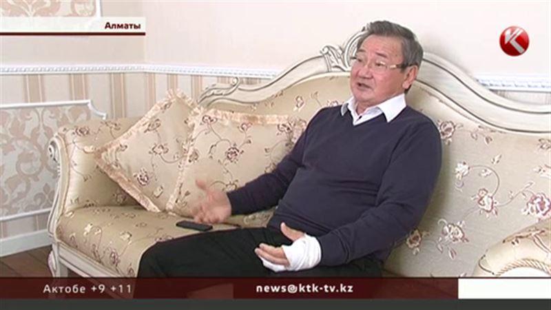 В Алматы ищут хозяина собаки, которая в центре города напала на пенсионера