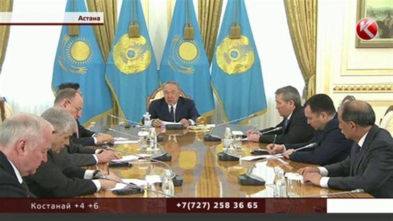 Объединиться для борьбы с терроризмом призвал Нурсултан Назарбаев